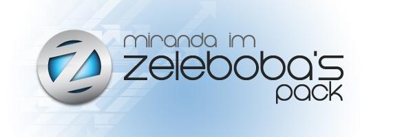 Miranda IM zeleboba's pack 8.4 beta1